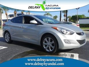 2011 Hyundai Elantra Limited Sedan for sale in Delray Beach for $14,995 with 45,270 miles.