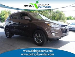2014 Hyundai Tucson SE SUV for sale in Delray Beach for $20,487 with 13,627 miles.
