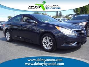 2012 Hyundai Sonata GLS Sedan for sale in Delray Beach for $15,877 with 30,390 miles.