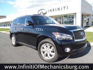 2012 Infiniti QX56 Base SUV for sale in Mechanicsburg for $43,900 with 48,897 miles.