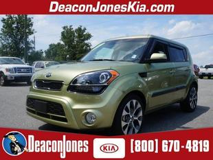 2013 Kia Soul Wagon for sale in Goldsboro for $18,185 with 10,557 miles.