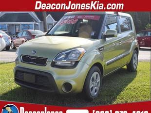 2013 Kia Soul Wagon for sale in Goldsboro for $15,850 with 8,454 miles.