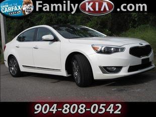 2014 Kia Cadenza Premium Sedan for sale in St Augustine for $27,995 with 19,477 miles.