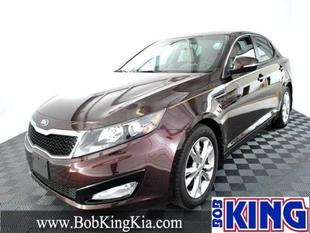 2013 Kia Optima EX Sedan for sale in Winston Salem for $17,988 with 21,866 miles.