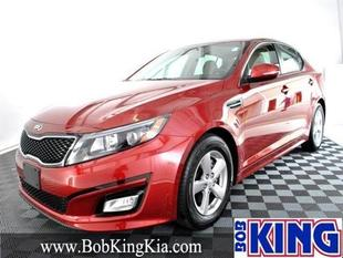 2014 Kia Optima LX Sedan for sale in Winston Salem for $18,588 with 12,211 miles.