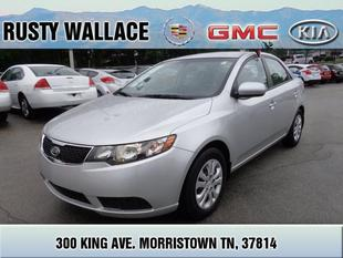 2013 Kia Forte LX Sedan for sale in Morristown for $13,989 with 13,214 miles.