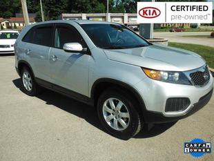 2013 Kia Sorento LX SUV for sale in Butler for $17,596 with 52,974 miles.