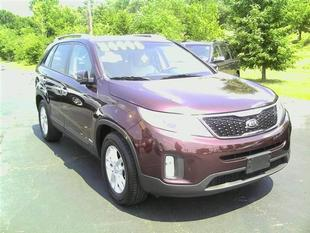 2014 Kia Sorento LX SUV for sale in Kingston for $24,995 with 14,232 miles.