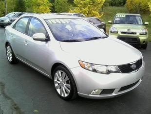 2010 Kia Forte SX Sedan for sale in Kingston for $13,489 with 15,619 miles.
