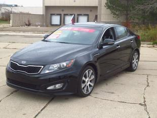 2012 Kia Optima SX Sedan for sale in Waterford for $23,675 with 30,080 miles.