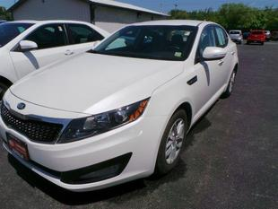 2013 Kia Optima LX Sedan for sale in Schenectady for $20,499 with 12,580 miles.
