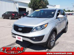 2014 Kia Sportage LX SUV for sale in Concord for $22,610 with 3,277 miles.