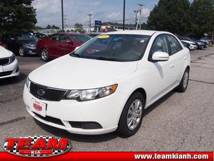 2013 Kia Forte EX Sedan for sale in Concord for $15,990 with 35,621 miles.