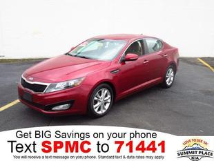 2013 Kia Optima LX Sedan for sale in Clinton Township for $18,000 with 39,611 miles.