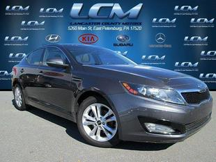 2011 Kia Optima EX Sedan for sale in East Petersburg for $15,964 with 43,262 miles.