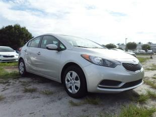 2014 Kia Forte LX Sedan for sale in Stuart for $15,986 with 1,287 miles.