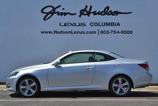 2013 Lexus IS 350C Base Convertible for sale in Columbia for $45,988 with 5,730 miles.