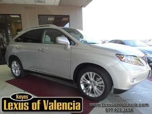 2012 Lexus RX 350 Base SUV for sale in Valencia for $31,995 with 30,562 miles.