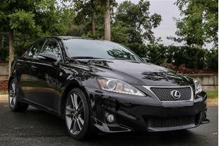 2012 Lexus IS 250 Base Sedan for sale in Charlotte for $29,990 with 25,266 miles.