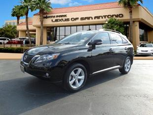 2012 Lexus RX 350 Base SUV for sale in San Antonio for $36,995 with 31,475 miles.