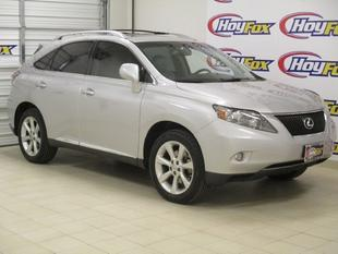 2010 Lexus RX 350 SUV for sale in El Paso for $26,895 with 69,044 miles.