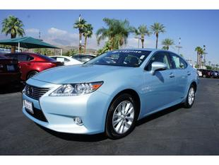 2013 Lexus ES 300h Base Sedan for sale in Cathedral City for $40,955 with 14,184 miles.