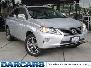 2013 Lexus RX 450h Base SUV for sale in Silver Spring for $44,222 with 22,401 miles.
