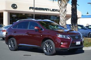 2014 Lexus RX 350 SUV for sale in Santa Rosa for $48,975 with 4,297 miles.