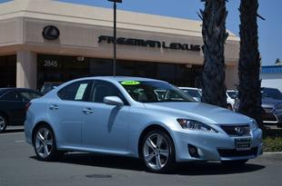 2013 Lexus IS 350 Base Sedan for sale in Santa Rosa for $38,975 with 8,367 miles.