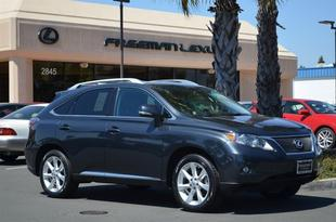 2010 Lexus RX 350 SUV for sale in Santa Rosa for $33,495 with 51,635 miles.