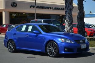 2008 Lexus IS-F Sedan for sale in Santa Rosa for $41,995 with 24,453 miles.