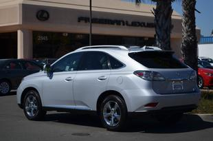 2011 Lexus RX 350 Base SUV for sale in Santa Rosa for $30,975 with 50,171 miles.