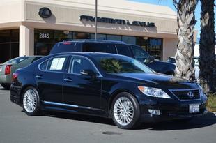 2010 Lexus LS 460 Sedan for sale in Santa Rosa for $40,495 with 40,816 miles.