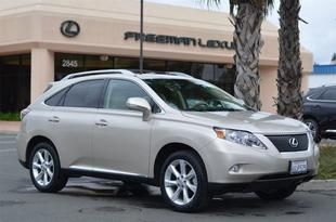 2012 Lexus RX 350 Base SUV for sale in Santa Rosa for $35,975 with 34,716 miles.