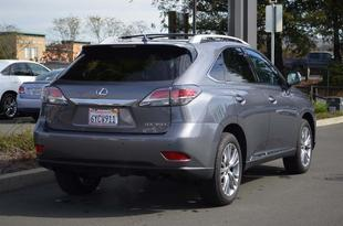 2013 Lexus RX 350 SUV for sale in Santa Rosa for $43,975 with 15,330 miles.