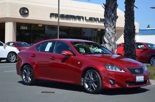 2011 Lexus IS 350 Base Sedan for sale in Santa Rosa for $32,975 with 28,459 miles.