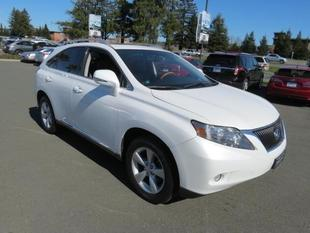 2011 Lexus RX 350 Base SUV for sale in Santa Rosa for $33,975 with 60,474 miles.
