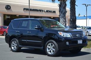 2013 Lexus GX 460 SUV for sale in Santa Rosa for $55,975 with 17,805 miles.