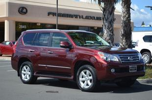 2010 Lexus GX 460 SUV for sale in Santa Rosa for $44,495 with 40,484 miles.