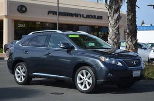 2010 Lexus RX 350 SUV for sale in Santa Rosa for $29,975 with 66,376 miles.