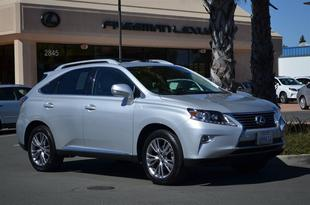 2013 Lexus RX 350 SUV for sale in Santa Rosa for $39,995 with 28,769 miles.
