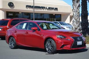 2014 Lexus IS 250 Base Sedan for sale in Santa Rosa for $37,975 with 9,591 miles.