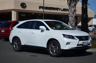 2013 Lexus RX 450h Base SUV for sale in Santa Rosa for $48,975 with 8,109 miles.
