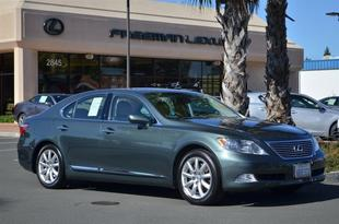 2008 Lexus LS 460 Sedan for sale in Santa Rosa for $32,495 with 41,653 miles.