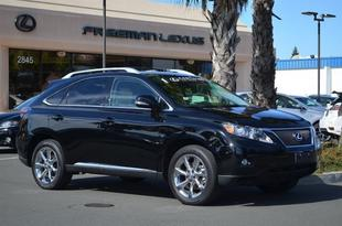 2011 Lexus RX 350 Base SUV for sale in Santa Rosa for $34,975 with 40,522 miles.