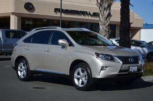 2013 Lexus RX 350 SUV for sale in Santa Rosa for $42,775 with 13,788 miles.