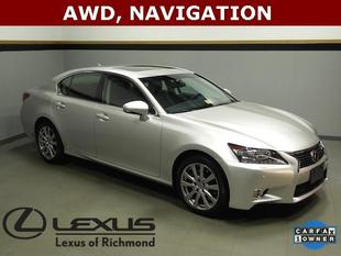 2013 Lexus GS 350 Base Sedan for sale in Richmond for $37,877 with 38,780 miles.
