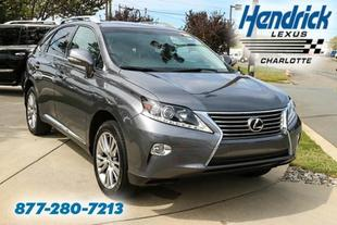 2013 Lexus RX 350 SUV for sale in Charlotte for $42,551 with 16,213 miles.