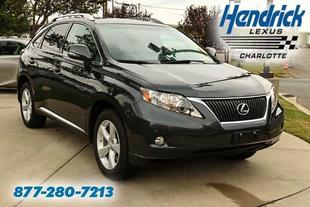 2011 Lexus RX 350 Base SUV for sale in Charlotte for $35,390 with 25,039 miles.