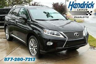 2013 Lexus RX 350 SUV for sale in Charlotte for $42,360 with 16,649 miles.